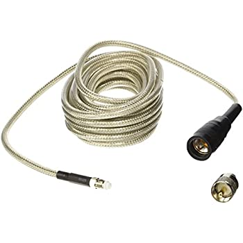 Wilson 305-830 18 Belden Coax Cable with PL-259/FME Connectors
