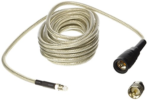 Wilson 305-830 18' Belden Coax Cable with PL-259/FME (95% Copper Shield)
