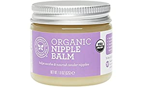 Honest Organic Nipple Balm, 1.8 Ounces