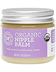 Honest Organic Nipple Balm, 1.8 Ounces