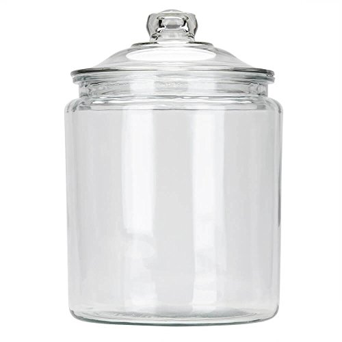 Anchor Hocking 2-Gallon Heritage Hill Jar - Large Glass Jar