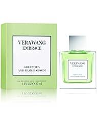 Vera Wang Embrace Eau de Toilette Green Tea & Pear Blossom...