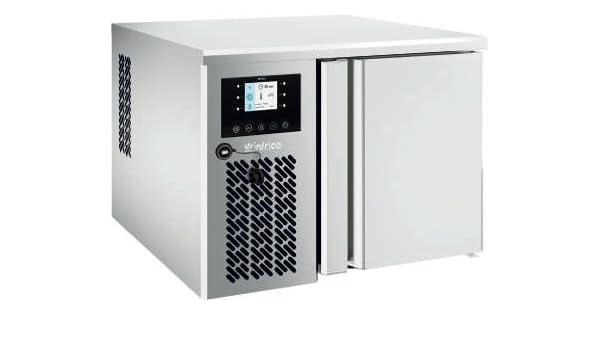Abatidor y congelador de temperatura Infrico ABT3 1S: Amazon.es ...