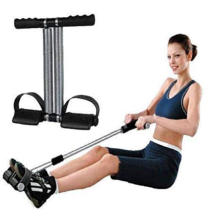 Double Spring Tummy Trimmer Perfect Abs Exerciser for belly fat Double Spring