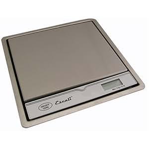 Escali Pronto Surface Mountable Digital Kitchen Scale-115B