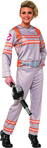 Costumes Movie Characters (Rubie's Costume Co. Women's Ghostbusters Movie Costume, As Shown, Medium)