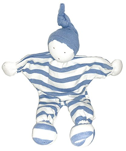 - Under the Nile Organic Cotton Baby Buddy Lovey Toy 8