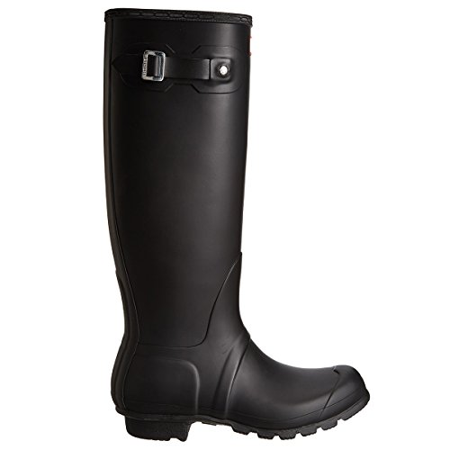 Hunter Women's Original Tall Wellington Boots, Black - 8 B(M) ()