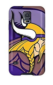 New Style 4346574K559900919 minnesota vikings NFL Sports & Colleges newest Samsung Galaxy S5 cases