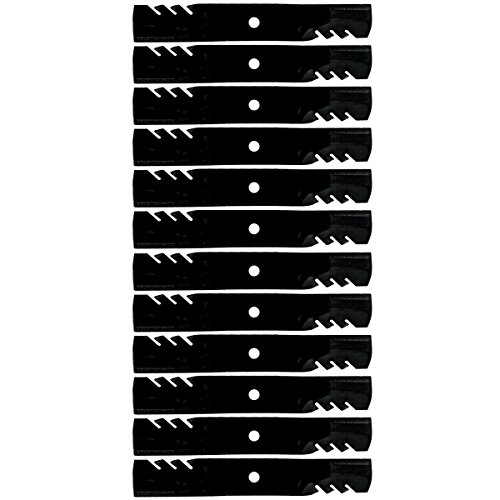 12PK Oregon G6 Gator Mulching Blades for 54