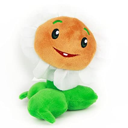 "GF Plants Vs Zombies Series Plush Toy-Marigold 16cm/6.3"" Tall (Small"