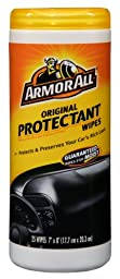 Armor All Protectant Wipes  25-Count Plastic Canister (Pack of 6)