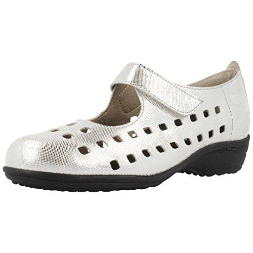 marca modello Pinosos 60494 colore blanco Pinosos Derbys argento Derbys Argento RqBEnIw