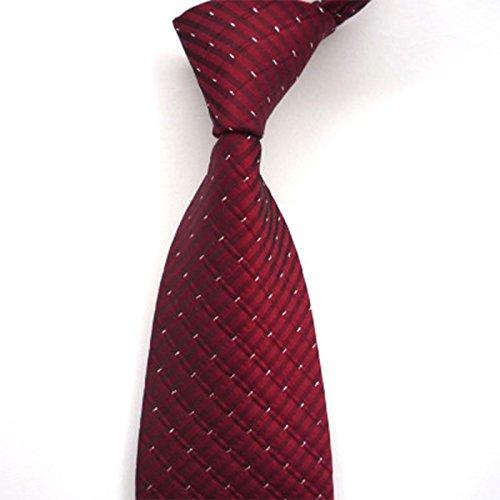 TIE Health UK Corbata de poliéster de los Hombres de 8 cm de Corea ...