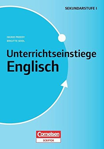 Unterrichtseinstiege - Englisch: Unterrichtseinstiege für die Klassen 5-10: Mit Unterrichtseinstiegen begeistern. Buch mit Kopiervorlagen über Webode