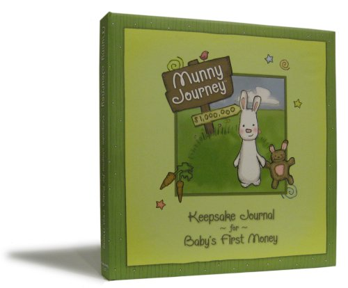 Munny Journey - a Keepsake Journal for Baby's First Money