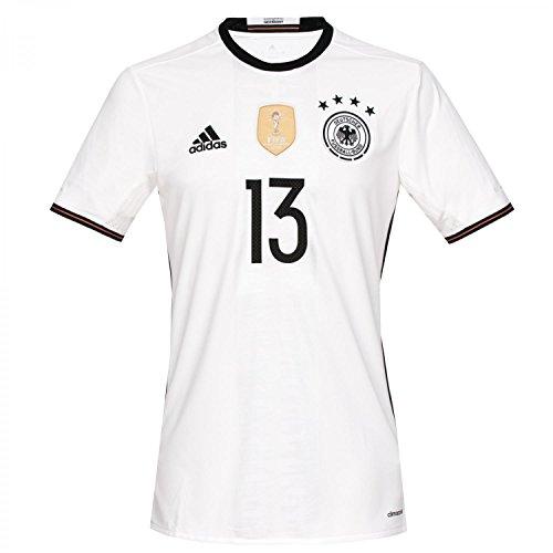 adidas Herren Trikot DFB Home Jersey Müller, white, L, B74820