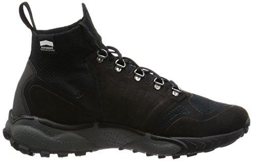 Nike Zoom Talaria Midten Fk Menns Svart / Svart-svart-mørk Grå