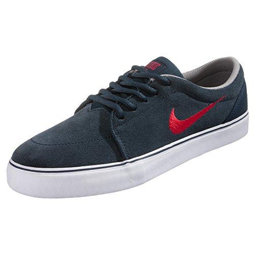 Nike - Zapatillas para hombre Armry Navy-Red Talla:44