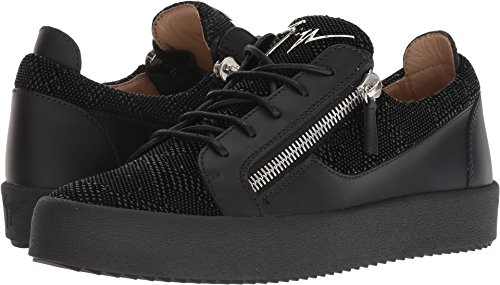 Giuseppe Zanotti Men's May London Stamped Low Top Sneaker for sale  Delivered anywhere in USA
