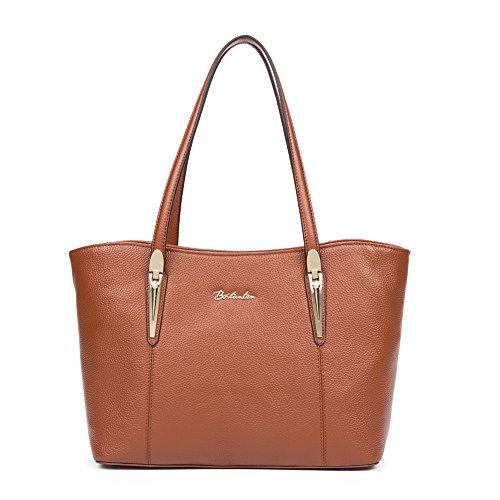 Brown Leather Designer Handbags