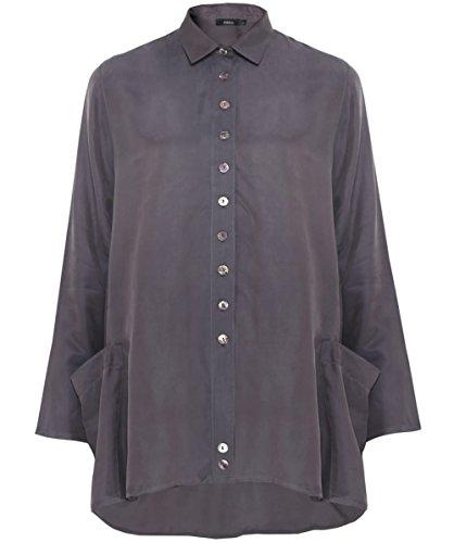 Ralston Wally Cupro Shirt Khaki Khaki