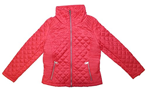 (Marc New York Ladies' Quilted Jacket (Coral, Small))