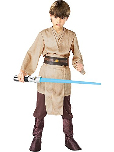 Rubies Star Wars Classic Child's Deluxe Jedi Knight Costume, Small