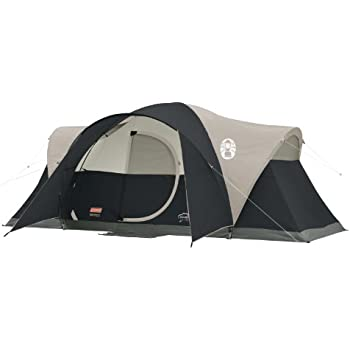 Coleman Montana 8-Person Tent Black  sc 1 st  Amazon.com & Amazon.com : Coleman Montana 8-Person Tent Black : Sports u0026 Outdoors