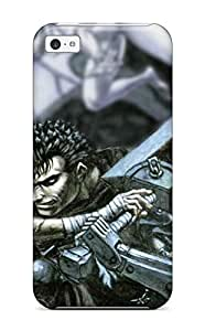 Berserk Fashion Tpu 5c Case Cover For Iphone