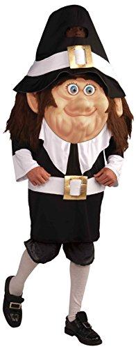 Forum Novelties Men's Parade Pleaser Mascot Pilgrim Costume, Multi, One Size ()