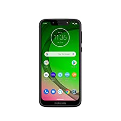 """Meet Moto G7 Play with Alexa. With a 5.7"""" HD+ Max Vision display, 19:9 aspect ratio, AI powered camera software, and a long-lasting battery, it's impressive any way you look at it. Double press the power button to just ask, and Alexa will res..."""