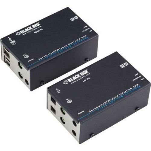Black Box ACU5502A-R3 USB KVM Extender ()