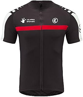Uglyfrog Bike Wear De Manga Corto Hombre Cycling Jersey Maillot ...