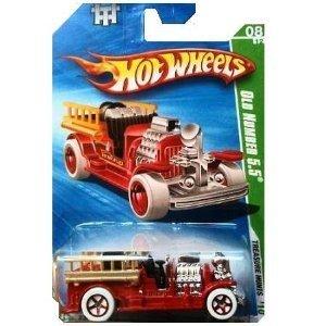 2010 Hot Wheels Treasure - 2010 Hot Wheels Treasure Hunts - Old Number 5.5