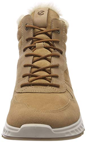 Zapatillas para Mujer Ecco St Altas 1 Cashmere 51266 Marrón aIXangHEq