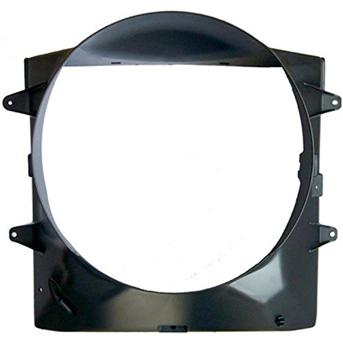 Top CPP Radiator Fan Shroud for 1999-2004 Jeep Grand Cherokee CH3110111 free shipping