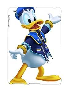 New Design Shatterproof FSWdrKe2405WqiYc Case For Ipad 2/3/4 (tag Tetsuya Nomura Quare Enix Donald Duck Kingdom Heart 2) by mcsharks