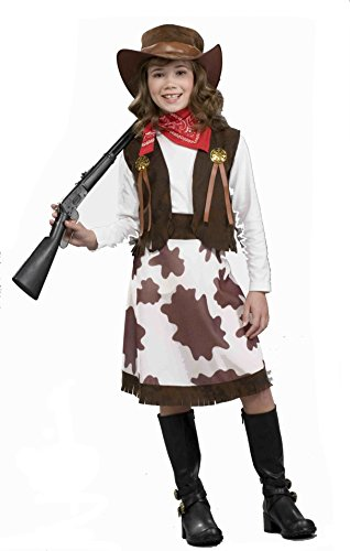 Forum Novelties Cowgirl Child Costume, Large - http://coolthings.us