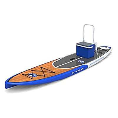The Best Fishing Stand up Platform (SUP-Yak Hybrid) review