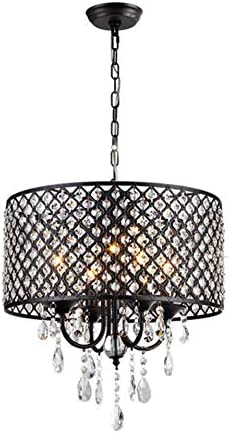 SEFINN FOUR K9 Crystal Chandelier
