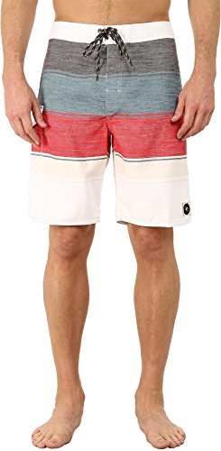 (Rip Curl Men's All Time Boardshort, Red, 29)