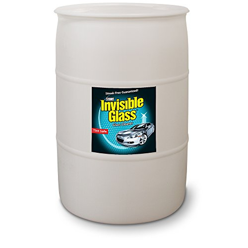 Stoner Car Care 91168 Invisible Glass Cleaner, 55 gallon by Stoner Car Care