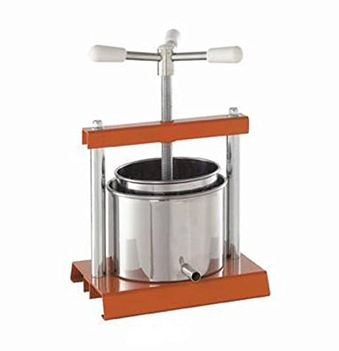 Torchietto Press (Juicer)Stainless steel 2Qrt - 5