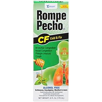ROMPE PECHO CF (Cold & Flu) 6oz