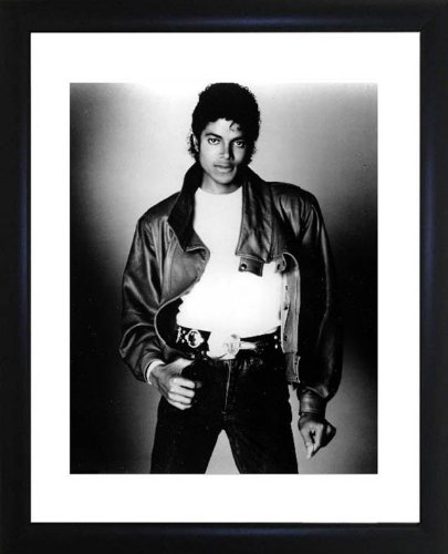 - Picture Favourites Michael Jackson Framed Photo