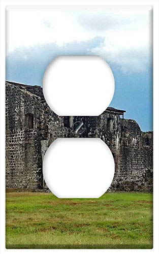 Switch Plate Outlet Cover - Panama City Panama Panama Viejo Ruin Old Town (Viejas Outlets)