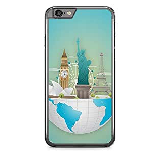 Namakool iPhone 6S Design Case, Monuments - IP61216-1