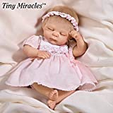 Cheryl Hill Tiny Miracles Kathie Breast Cancer Charity Baby Doll: So Truly Real by Ashton Drake