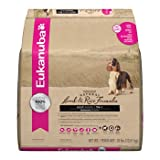 Eukanuba Adult Nat Lamb and Rice for Dogs, 30-Pound, My Pet Supplies